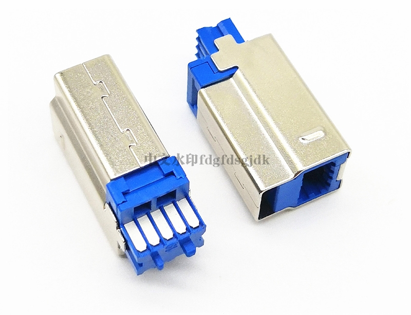 USB3.0 BM 短体焊线式
