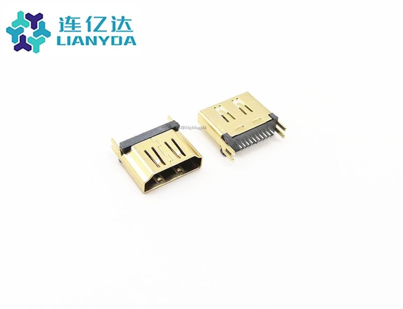 HDMI 母座夹板
