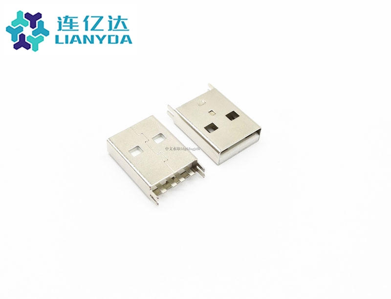 USB 2.0 AM 夹板