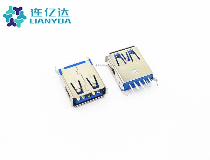 USB 3.0 AF 直插 L=15.0
