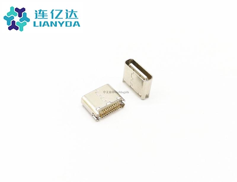 USB3.1 CF24PIN夹板 L=6.8