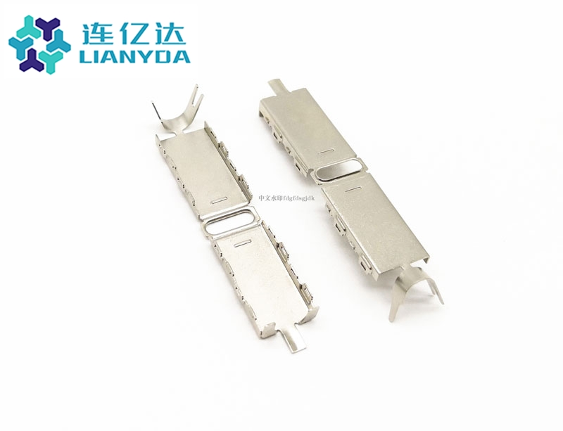 C1-H514F02  USB TYPE C长款后壳(燕尾包线)OD=5.0